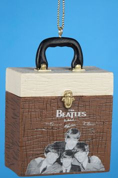 RECORD CASE ORNAMENT [7479] - $13.00 : Beatles Gifts, The Fest for Beatles Fans
