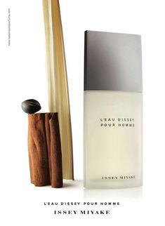 L'Eau d'Issey by Issey Miyake fragrance for men. A personal favorite ♥