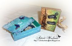 Astrid's Artistic Efforts: A Box of Affirmations for Calico Craft Parts