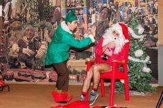 Santa's red suit // o fato vermelho do pai natal