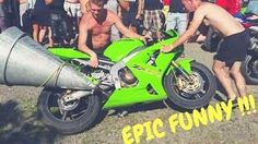 Epic Motorcycle Fails   First Riding Compilation #1  I Hope All You Guys Enjoy Watching This Video And If You Like It Leave A comment And Share To All Yourfiend :) Thanks For All Of You Guys For Watching This Video