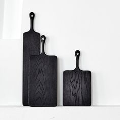 blackline cutting boards by Hamson woods Kitchen Accessories, Decorative Accessories, Food Styling, Interior Styling, Interior Decorating, Broste Copenhagen, Ceramic Tableware, Home Deco, Kitchen Decor