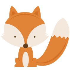Daily Freebie 6-6-14: Miss Kate Cuttables--Fox SVG cutting files foxsvg cut file baby fox svg file for scrapbooking camping svg cut file for cricut