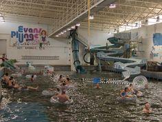 Evans Plunge in Hot Springs