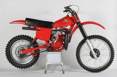 1979- Honda CR125R Elsinore