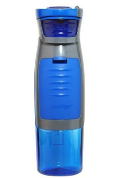 Contigo AUTOSEAL Kangaroo Water Bottle with Storage Compartment, 24-Ounce, Blue by Contigo, http://www.amazon.com/dp/B003KZKE4Y/ref=cm_sw_r_pi_dp_VIy-qb1GEDA2X