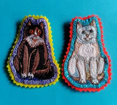 Originals, Brooch, Cats, Fictional Characters, Gatos, Brooches, Cat, Fantasy Characters, Kitty