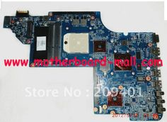 Replacement for HP 642528-001 Laptop Motherboard
