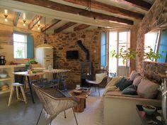 Vilanovaa, casas con encanto en Galicia, - Mirador das Areas