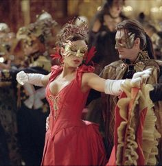 Van Helsing - I would love to go to a masquerade ball!!!