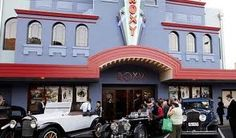 The Roxy - Miramar, Wellington. Opening night - probably one of the best cinemas in the world.
