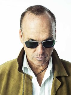 Michael Keaton by Michael Muller