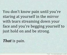 I actually did that exact thing this weekend. Makes me feel not so alone to read this and know others have felt the same