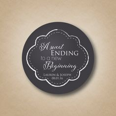 Hey, I found this really awesome Etsy listing at https://www.etsy.com/listing/233415765/chalkboard-wedding-favor-stickers-a