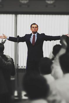 The Wolf of Wall Street | Leonardo DiCaprio | vividessentials