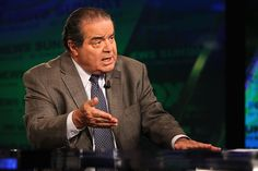 Scalia Says Marriage Views Not Affected by Lifelong Fear of Gays