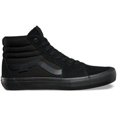Vans Sk8-Hi Pro ($70) ❤ liked on Polyvore featuring men's fashion,