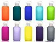 Www.thegrommet.com  great website glass water bottle