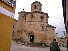 Iglesia del Santo Sepulcro en Torres del Río (Navarra)