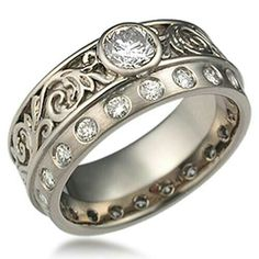 Country Wedding Ring