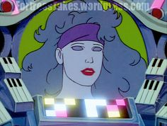 Synergy A.I. from Jem and the Holograms