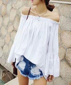 15 Best My Style Images On Pinterest Women S Blouses Women S V