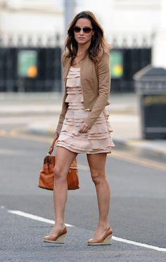Pippa Middleton- love the jacket