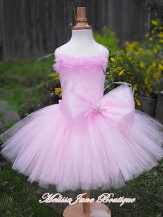Lavish Pretty  Posh Little Tutus