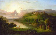 Scotch Highlands, Robert S Duncanson, ca 1848-1852