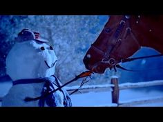 The Stagecoach and the Snowmen | The South Dakota Cowgirl