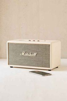 Marshall Stanmore Wireless Speaker - Urban Outfitters BOTTOM SHELF