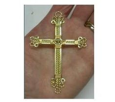 Beautiful Twisted Wire Wrapped Cross Pendant Tutorial - The Beading Gem's Journal love it! must try! #ecrafty