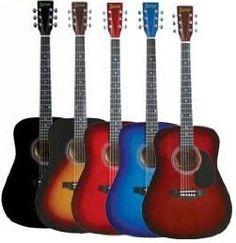 Lauren LA125 Acoustic Guitar