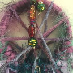 lovemyartfarm.etsy.com #dreamcatchers #handmade #recycled