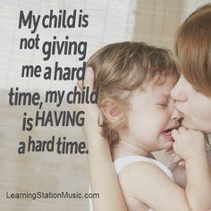 Demonstrating Respect for #Children's #Feelings