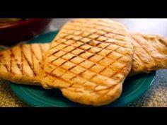 How to Make Flatbreads, Easy Bread Recipe