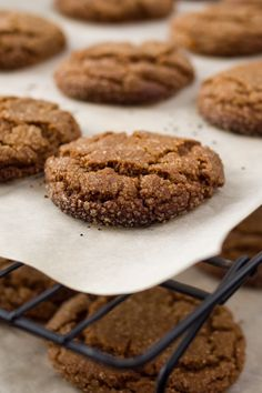 Mom's Ginger Snaps Cookie Recipe
