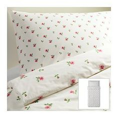EMELINA KNOPP Duvet cover and pillowcase(s) - Twin - IKEA $20