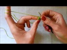 horgolás video tanfolyam 5. rész varázskör - YouTube Crochet Shawl, Knit Crochet, Crochet Projects, Knitting, Creative, Crocheting, Flowers, Diy, Youtube