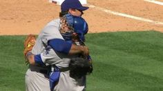 Beckett joins illustrious Dodgers group with no-hitter