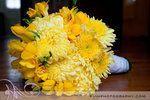 Wedding, Flowers, Bouquet, Yellow