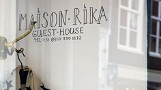 Contact Info Maison Rika