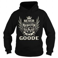 Awesome Tee  GOODE G T shirts