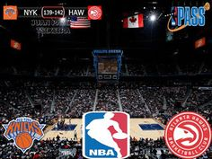 NBA 2016/17: New York Knicks 139-142 Atlanta Hawks