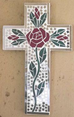 mosaic cross art - Google Search
