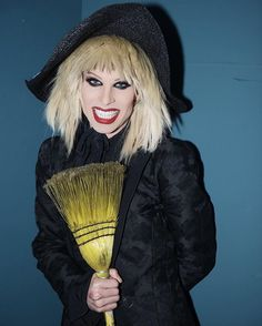 Have a witchin' Wednesday, kittens! . @katya_zamo at #NightOfTheLivingDrag  . : @britterst
