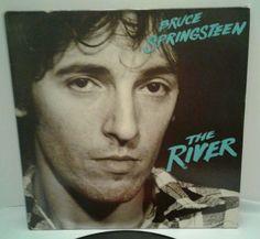 BRUCE SPRINGSTEEN The River 1980 Columbia DBL LP PC2 36854 EXC- w/sleeves lyrics #RocknRoll
