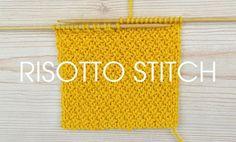 Stitch of the Week: Risotto Stitch – Deramores