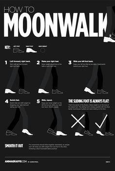 How to Moon Walk
