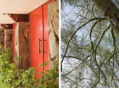 Taliesin West – Frank Lloyd Wright's winter home and school in the Arizona desert.